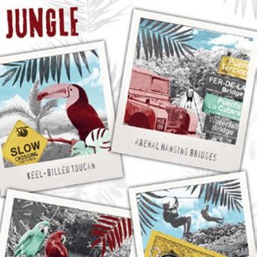Colcha Bouti Jungle Tejidos JVR