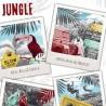 Detalle Jungle Tejidos JVR