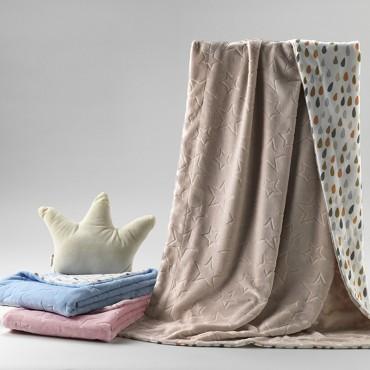 Manta Infantil BABY GALAXY Textils Mora
