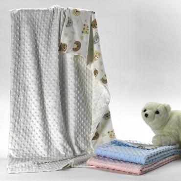 Manta Infantil DUBIDU Textils Mora