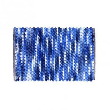 Alfombra Microfibra SIOMARA Barceló Hogar azul