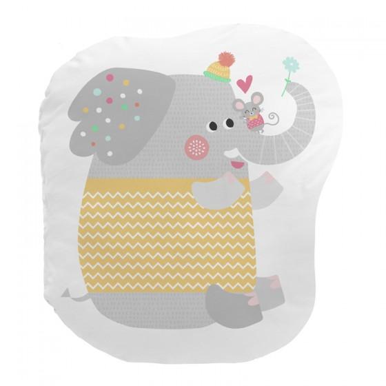 Cojines Decorativos LOVE IS ALL Pooch elefante
