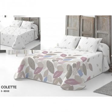 Colcha Bouti Reversible Serena COLETTE Catotex gris