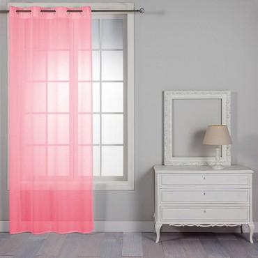 Cortina MADEIRA Barceló Hogar rosa