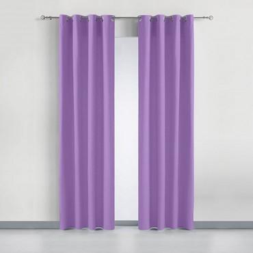 Cortina BASIC LONETA Barceló Hogar violeta