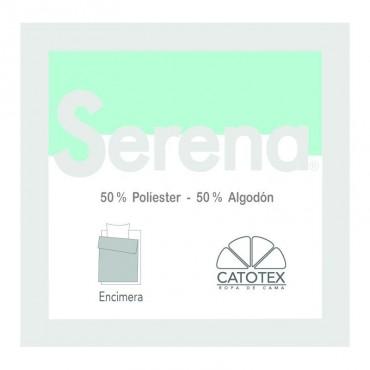 Sábana Encimera Serena 50/50 Catotex aguamarina