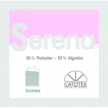 Sábana Encimera Serena 50/50 Catotex rosa