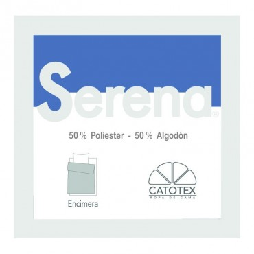 Sábana Encimera Serena 50/50 Catotex zafiro