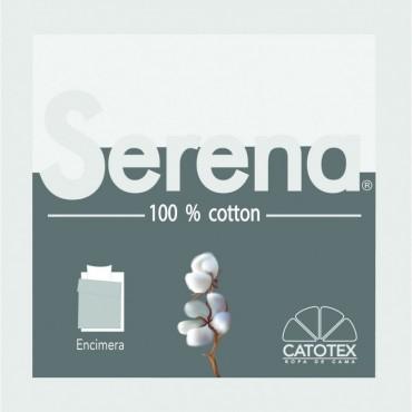 Sábana Encimera Serena 100% Catotex perla