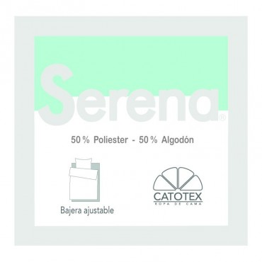 Sábana Bajera SERENA 50/50 Catotex