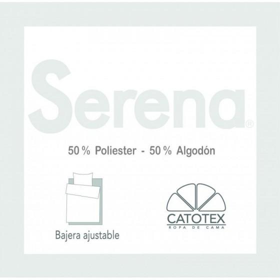 Sábana Bajera SERENA 50/50 Catotex blanco