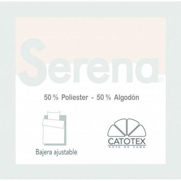 Sábana Bajera SERENA 50/50 Catotex lino