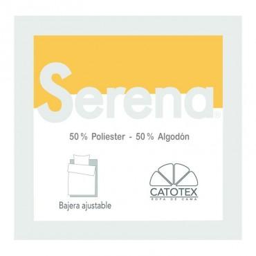 Sábana Bajera SERENA 50/50 Catotex mostaza
