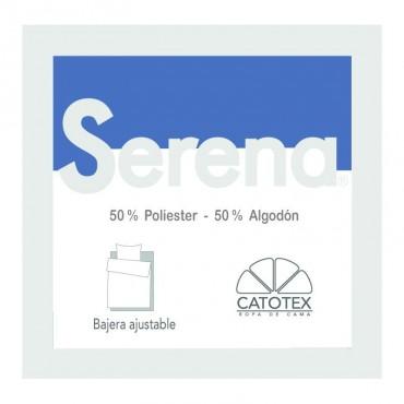 Sábana Bajera SERENA 50/50 Catotex zafiro