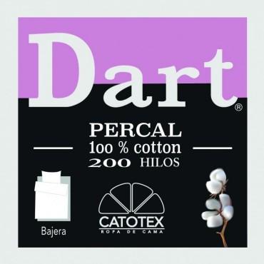 Sábana Bajera DART PERCAL Catotex violeta