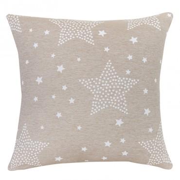 Cojín Jacquard STARS Confecciones Paula
