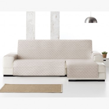 Funda Cubre Chaise Longue COTTON QUILT Eysa