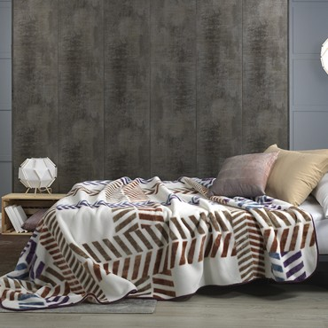 Manta HARMONY G49 Textils Mora