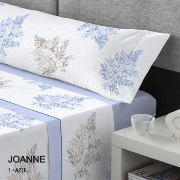 Sábanas Microlina Serena JOANNE Catotex Azul