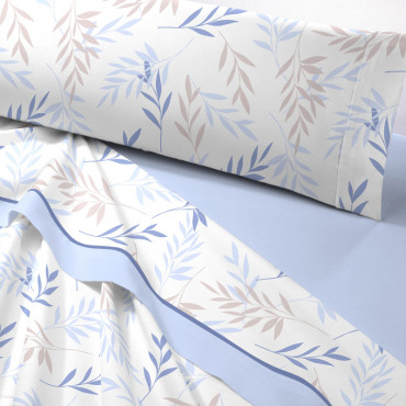 Sábanas Térmica Bianco CASSANDRA Catotex Azul