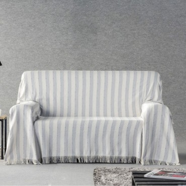 Manta Plaid TOSCANA Zebra Textil