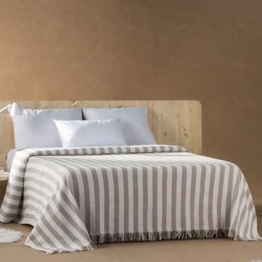 Plaid TOSCANA Zebra Textil