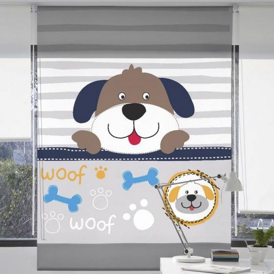 Estor Digital Infantil 3103 Zebra Textil