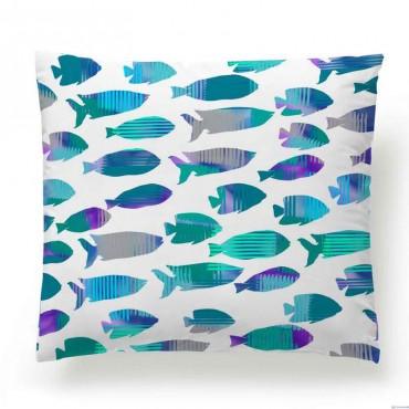Cojín Decorativo FISH AZUL...