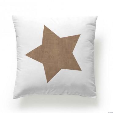 Cojín Decorativo FULL STAR BEIGE Martina Home