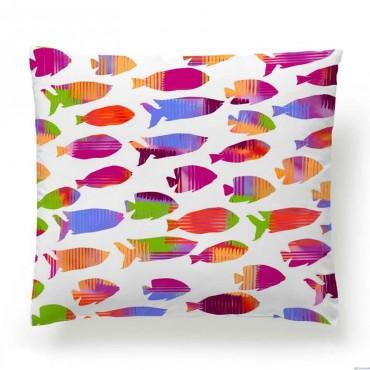 Cojín Decorativo FISH NARANJA Martina Home