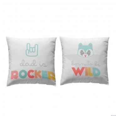 Cojines Decorativos BABY ROCKER Pooch dad