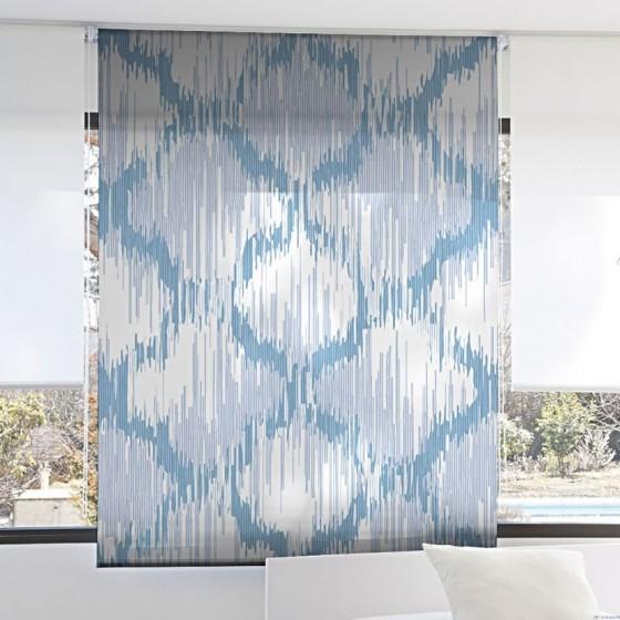 Estor Enrollable Estándar 4035 Zebra Textil