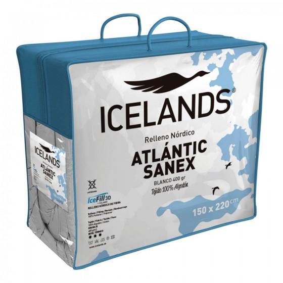 Relleno Nordico ATLÁNTIC SANEX 400 Icelands