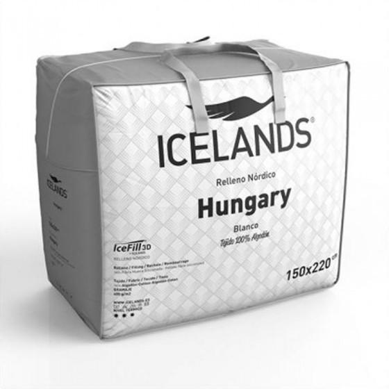 Relleno Nórdico HUNGARY 400 Icelands