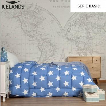 Nórdico Estampado ESTRELLA Icelands