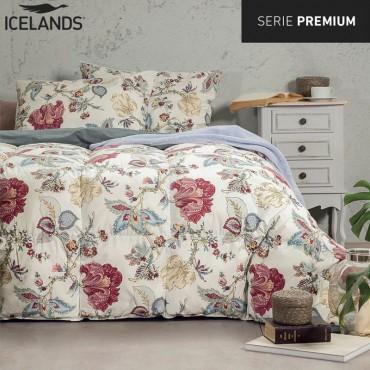 Edredón FLORAL Icelands