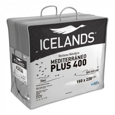 Relleno Nórdico MEDITERRÁNEO 400 Icelands