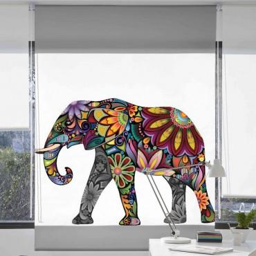 Estor Digital 111 Zebra Textil