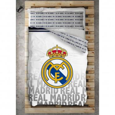 Juego Funda Nordica EMBLEMA Real Madrid