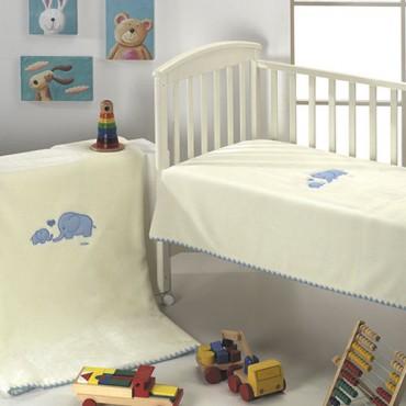 Manta Infantil PETITS C91 Textils Mora
