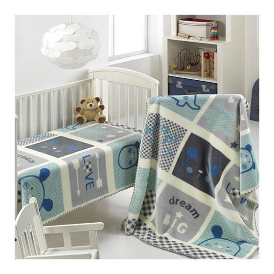 Manta Infantil PICCOLA F66 Textils Mora