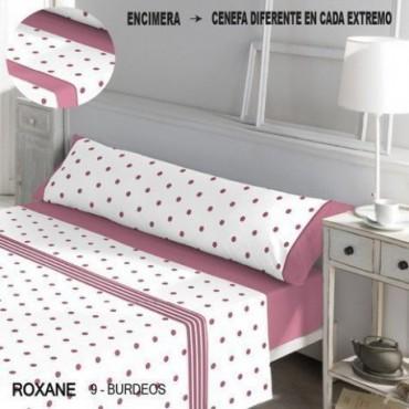 Juego de Sábanas Serena Cotton Luxe ROXANE de Catotex
