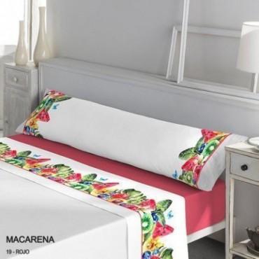 Juego de Sábanas Serena Cotton Luxe MACARENA Catotex