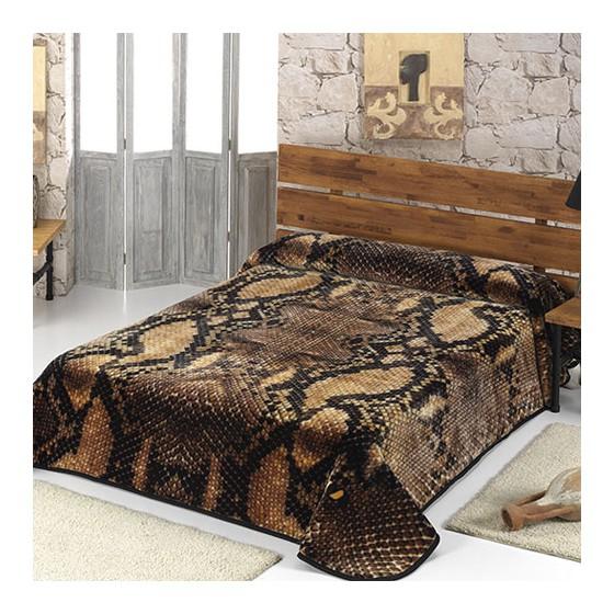 Manta HIGH DECOR VELO E10 Textils Mora