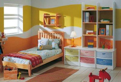 Maestra de infantil la casa dependencias de la casa dibujos de objetos de la casa - Pintar dormitorios infantiles ...