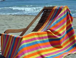 C mo mantener nuevas las toallas de playa blog gauus - Toallas redondas de playa ...