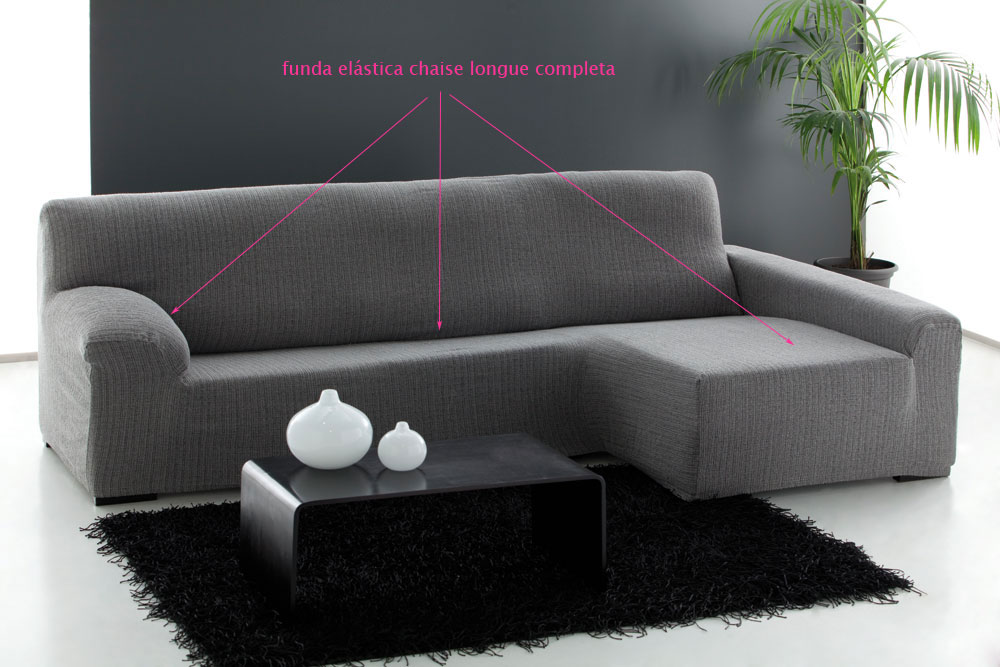 Funda el stica para sofa chaise longue blog gauus - Funda sofa chaise longue ...
