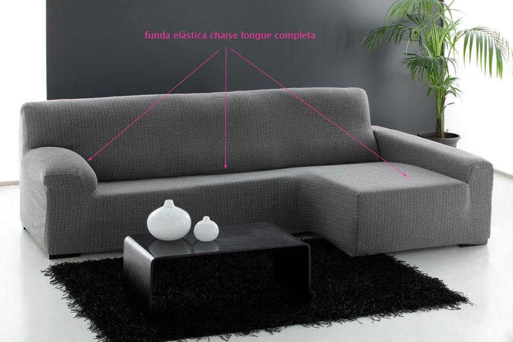Funda el stica para sofa chaise longue blog gauus - Fundas elasticas ...