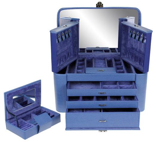 Decora tu dormitorio con las tendencias azul klein y - Joyero salvador bachiller ...