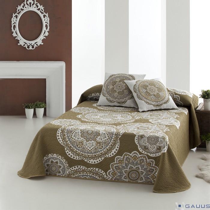 Consigue el doble de luz y color en tu dormitorio con las - Colchas pierre cardin ...